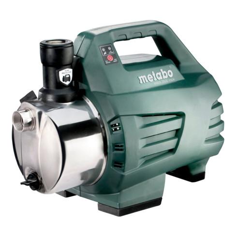 Metabo Hauswasserautomat HWA 3500 Inox Karton