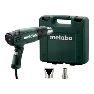 Metabo Heißluftgebläse HE 20-600 Kunststoffkoffer