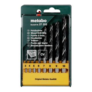 Metabo Holzbohrer-Kassette 8-teilig