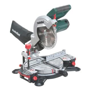 Metabo Kappsäge KS 216 M Lasercut Karton