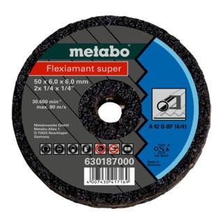 Metabo Kleintrennscheibe 50x6x6 mm