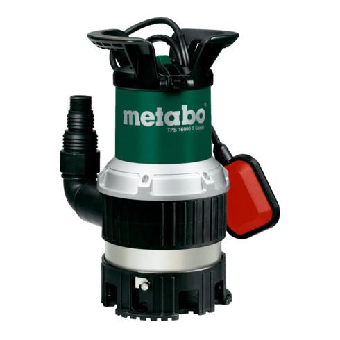 Metabo Kombi-Tauchpumpe TPS 16000 S Combi; Karton