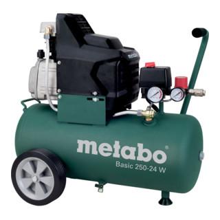 Metabo Kompressor Basic 250-24 W Karton