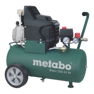 Metabo Kompressor Basic 250-24 W Karton