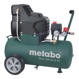 Metabo Kompressor Basic 250-24 W OF Karton