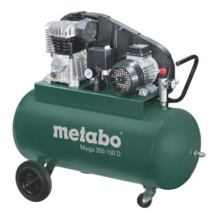 Metabo Kompressor Mega 350-100 D (601539000) im Karton