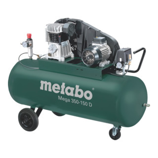 Metabo Kompressor Mega 350-150 D (601587000) im Karton