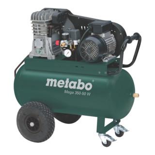 Metabo Kompressor Mega 350-50 W (601589000); im Karton