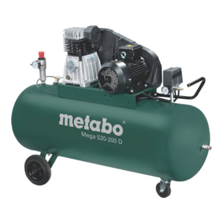 Metabo Kompressor Mega 520-200 D (601541000) im Karton