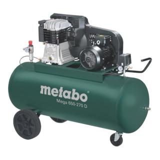Metabo Kompressor Mega 650-270 D (601543000) im Karton