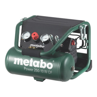 Metabo Kompressor Power 250-10 W OF (601544000) im Karton