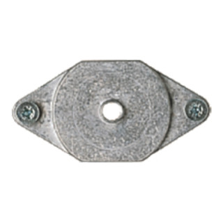 Metabo Kopierflansch 9 mm, OFE