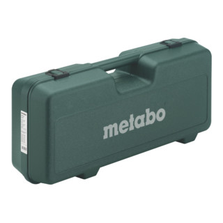 Metabo Kunststoffkoffer für große Winkelschleifer W 21-180 -