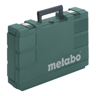 Metabo Kunststoffkoffer MC 20 neutral, mit perforierter Schaums
