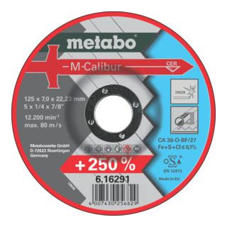 Metabo M-Calibur 115 x 7,0 x 22,23 Inox, SF 27