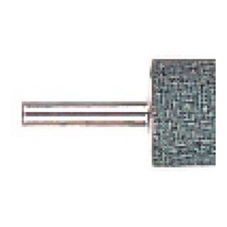 Metabo Normalkorund-Schleifstift 50 x 10 x 40 mm, Schaft 6 mm, K 24, Zylinder