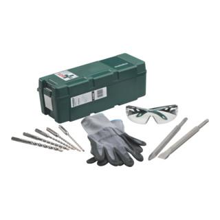 Metabo PlusBox L, Set Bohrhammer II