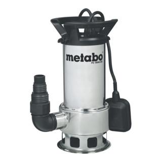 Metabo PS 18000 SN * Schmutzwasser-Tauchpumpe 251800000