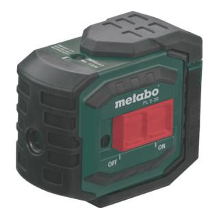 Metabo Punktlaser PL 5-30 (606164000); im Karton