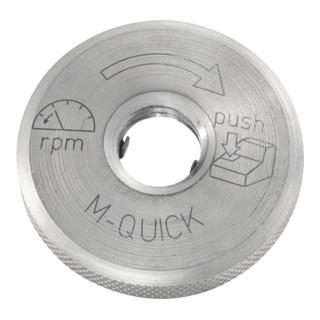 Metabo Quick-Spannmutter M 14, für alle Metabo Einhand-Winkels