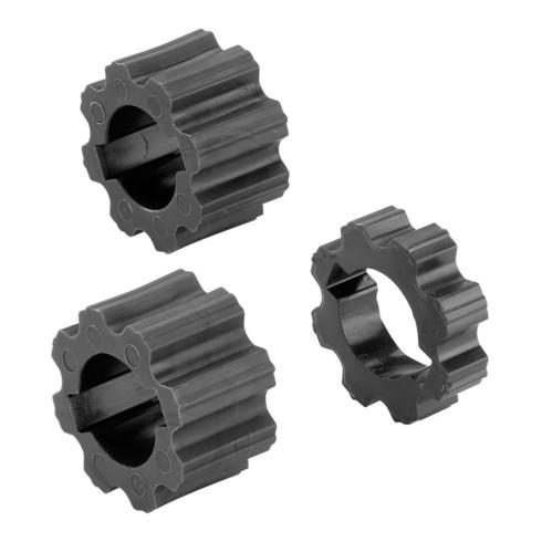 Metabo Satz Distanzringe (3 Stück) 1x10 mm, 2x20 mm, für SE 12-115