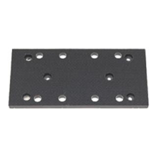 METABO  Schleifplatte mit Kletthaftung 92x190 mm,SR