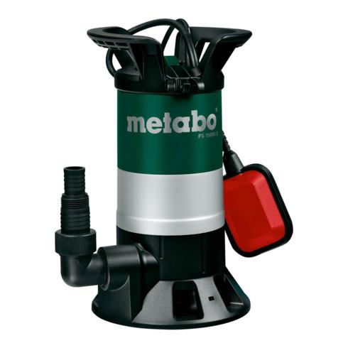 Metabo Schmutzwasser-Tauchpumpe PS 15000 S; Karton