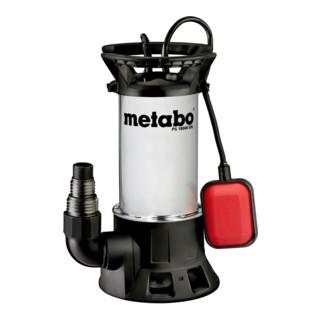 Metabo Schmutzwasser-Tauchpumpe PS 18000 SN Karton