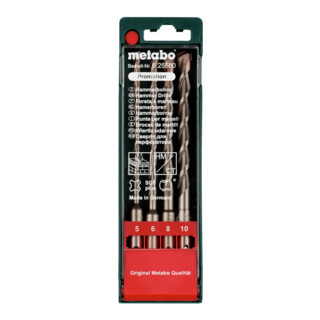 Metabo SDS-plus SP Bohrersatz 4-teilig