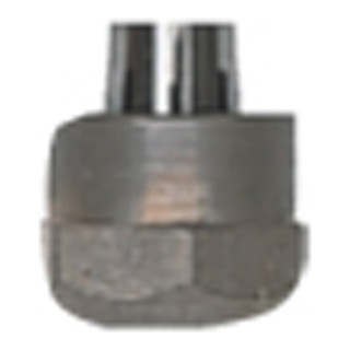 METABO  Spannzange 6 mm mit Mutter,  für OFE 738, Of E 1229 Sig