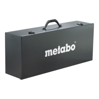 Metabo Stahlblech-Tragkasten für kleine Winkelschleifer
