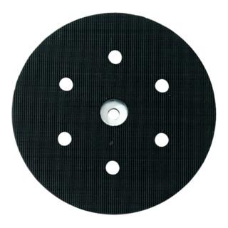 Metabo Stützteller 150 mm gelocht mittelharte Ausführung mit Kletthaftung für SXE 425 XL/ SXE 450 für Haft-Schleifblätter