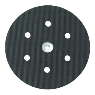Metabo Stützteller 150 mm, gelocht, weiche Ausführung, mit Kl