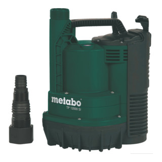 METABO Tauchpumpe TP 12000 SI