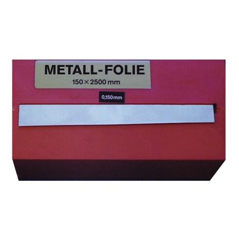 Metallfolie D.0,250mm STA L.2500mm B.150mm