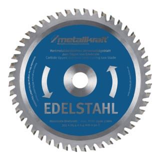 Metallkreissägeblatt HM Edelstahl 355x2,4x25,4mm Z90