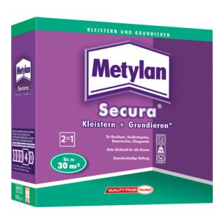 Metylan Kleister + Grundierung Secura