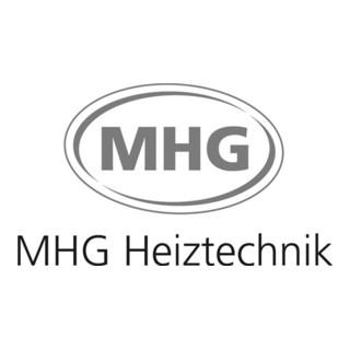 MHG Rohr f Abgasleitung Atec starr 1955mm DN 80