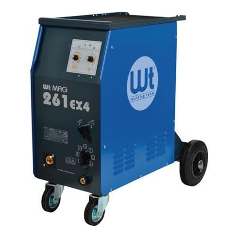 MIG/MAG Schweißanlage WT-MAG 261 EX 4 400V Strombereich 25-250A