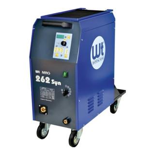 MIG/MAG-Schweißanlage WT-MAG 262SYN o.Zub.25-250 A gasg.