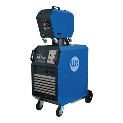 MIG/MAG Schweißanlage WT-MAG 351 DW 400VStrombereich 30-350A
