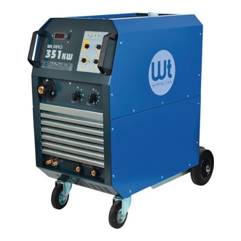 MIG/MAG-Schweißanlage WT-MAG 351 KW o.Zub.30-350 A wasserg.WELDING TEAM