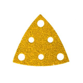 Mirka Delta-Schleifscheibe GOLD 81x81x81mm 6L P60