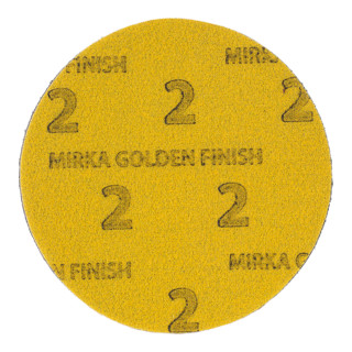 Mirka GOLDEN FINISH-2 150mm Grip