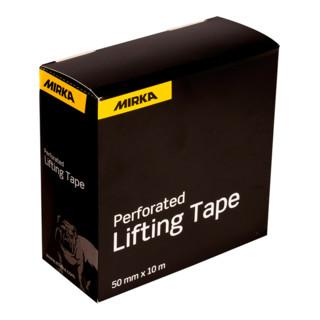 Mirka Lifting Tape Perforated 50mm x 10m