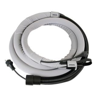Mirka Manschette KIT: Kabel CE 230V + Schlauch 4 m