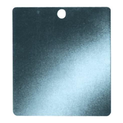 Miroir de rechange L80xl70xH1mm adapté à miroir de soudage