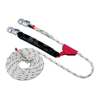Mitlaufendes Auffanggerät MAS S 16 EN353-2 L.10m Seil-D.16mm MAS