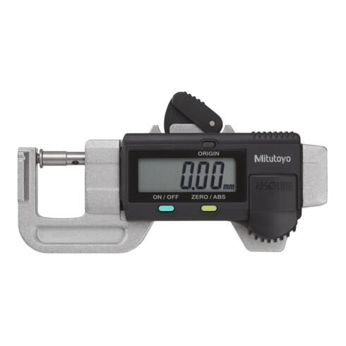 Mitutoyo Dickenschnellmesser, Messbereich: 0-12 mm