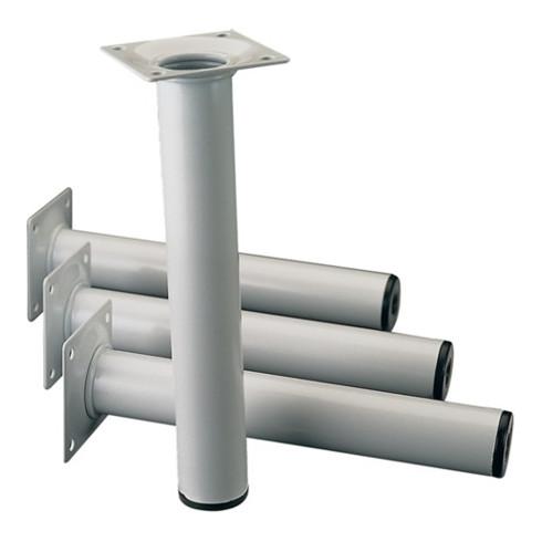Möbelfuß weiß 30mm H.300mm Platte ELEMENT SYSTEM
